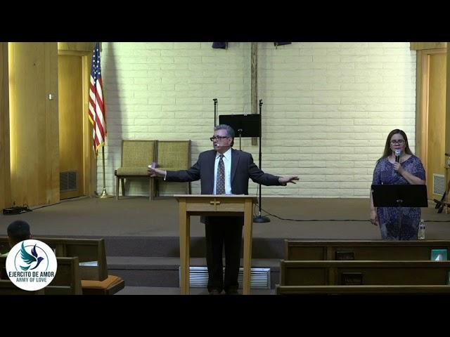 Viendo Con Ojos Espirituales: Pastor Eduaro Urrea 072221