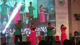Nitol Paye - Ribbon Dance