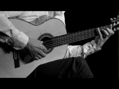 Spanish Guitar Flamenco Malaguena !!! Great Guitar by Yannic