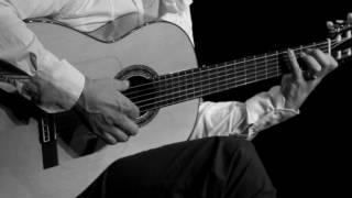 Spanish Guitar Flamenco Malaguena !!! Great Guitar by Yannick lebossé