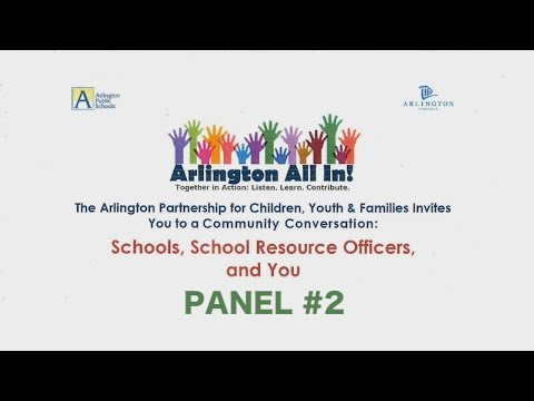 Schools, School Resource Officers, and You - Panel #2