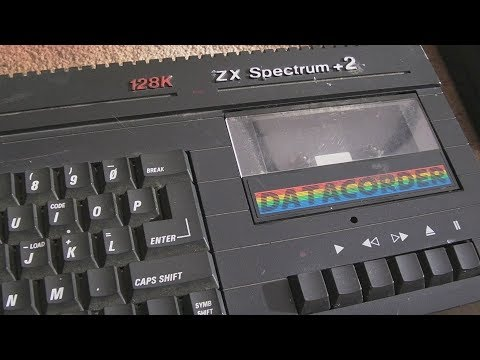 Sinclair Spectrum +2A Garbage to Gem Part 1 (PSU Repair, Case Repair, Composite Mod & Ghosting Fix)