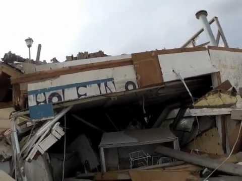 RAW Jenkinsons Point Pleasant Boardwalk New Jersey Hurricane Sandy