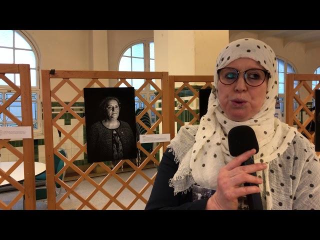 Interview de Nadja de La Courneuve (Seine Saint Denis)