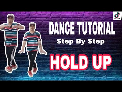 HOLD UP Tiktok TUTORIAL | setricksilvestre | Eazyboy23