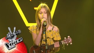 Jolien - 'Don't Worry Be Happy | Blind Auditions | The Voice Kids