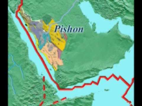 """The Garden of Eden part 5 """"The River Pison and the Land of Havilah"""""""