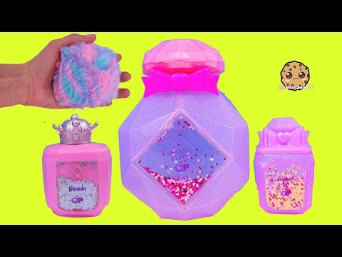 Giant Perfume Body Shimmer Puffs Surprise Blind Bags Pikmi Pops Video