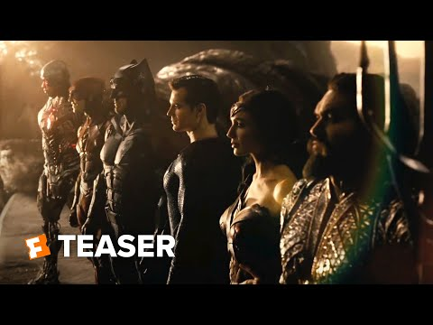 Justice League Zack Snyder Cut - Teaser Trailer (2021) | Movieclips Trailers