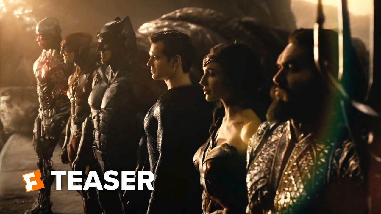 Download Zack Snyder's Justice League Teaser Trailer (2021) | Movieclips Trailers