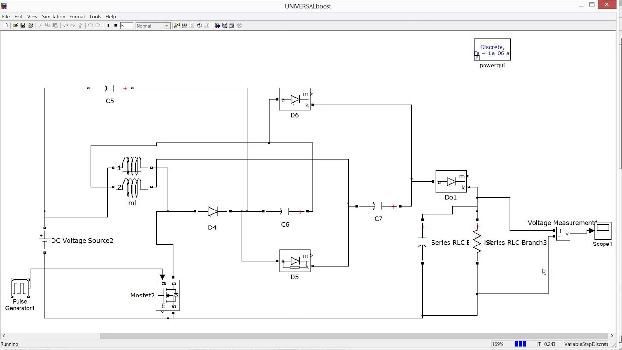 A Novel High Step Up Dc Dc Converter For A Microgrid