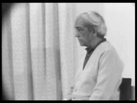 J. Krishnamurti & David Bohm - Brockwood Park 1980 - 11: The liberation of insight