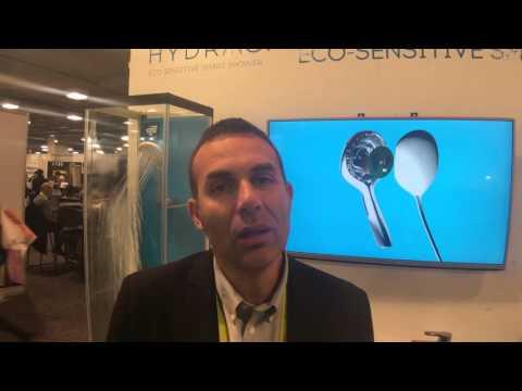 INTERVIEW CES 2016 GABRIEL DELLA MONICA SMART'N BLUE