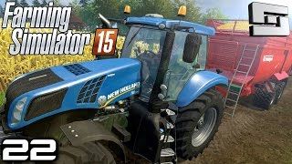 Farming Simulator 2015 : ASHE TREE REMOVAL! ( Gameplay ) E22