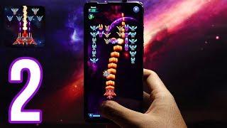 Galaxy Attack: Alien Shooter - Gameplay Walkthrough Part 2 (iOS, Android) screenshot 4