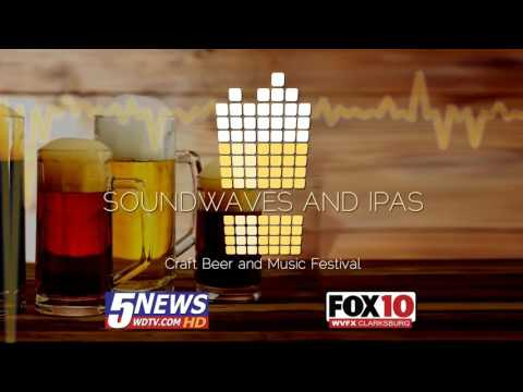 Sound Waves and IPA's Craft Beer and Music Festival