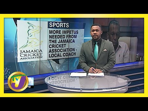 Local Cricket Coach Hints at Neglect from the Jamaica Cricket Association | TVJ Sports