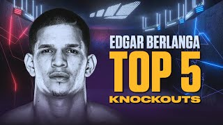 Top 5 Edgar Berlanga Knockouts