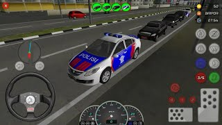 AAG Police Simulator Gameplay || New android games || Best driving Games for Android