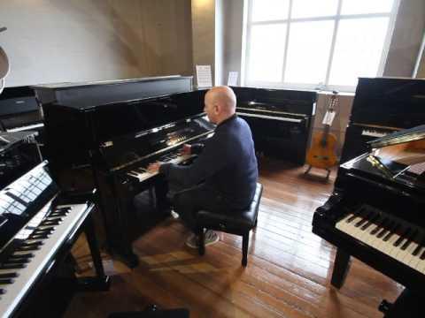 Yamaha B3 Upright Piano By Sherwood Phoenix Pianos