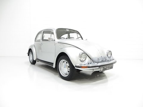 The Very Last Last Edition VW Beetle. Number 300/300 with Incredible History - SOLD!