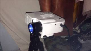 UC28 UNIC Mini Projector Review