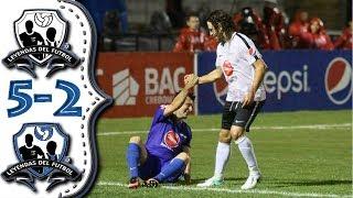 Leyendas del Mundo  vs Leyendas Honduras  5-2 Golazos  de Rambo de Leon.