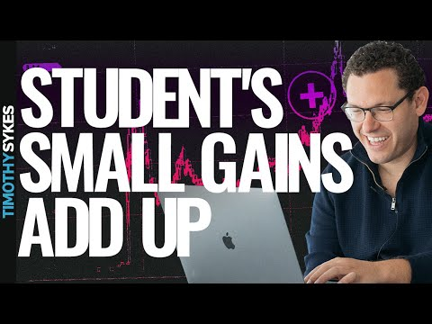 Student Proof That Small Gains Add Up
