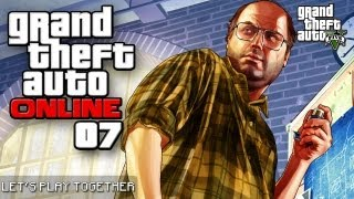 GTA ONLINE TOGETHER #007: Die Flucht nach Los Santos [LET'S PLAY GTA V]