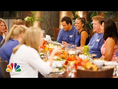 Thanksgiving On The Ranch - The Biggest Loser