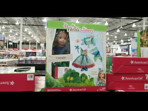Costco! American Girl WellieWishers Doll & Accessory Set! $79!!!