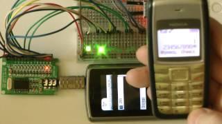 ☎ v.1 Arduino управление домом через телефон Phone Control DTMF MT8870 Audio Decoder(, 2013-07-19T14:43:02.000Z)