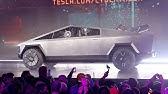 Tesla CyberTruck Impressions & First Drive!