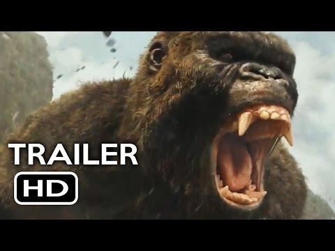 Конг: Остров черепа (2017) смотреть онлайн фильм, трейлер