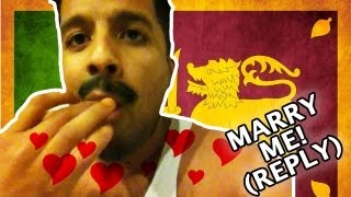 "Reply to: ""GENUINE SRI LANKAN MARRIAGE PROPOSAL"""