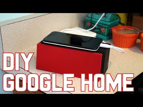 How to turn an old Android phone into a Google Home