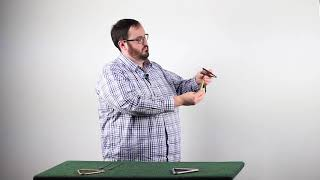 Triangle Demonstration Video Part One: Grip and Holding