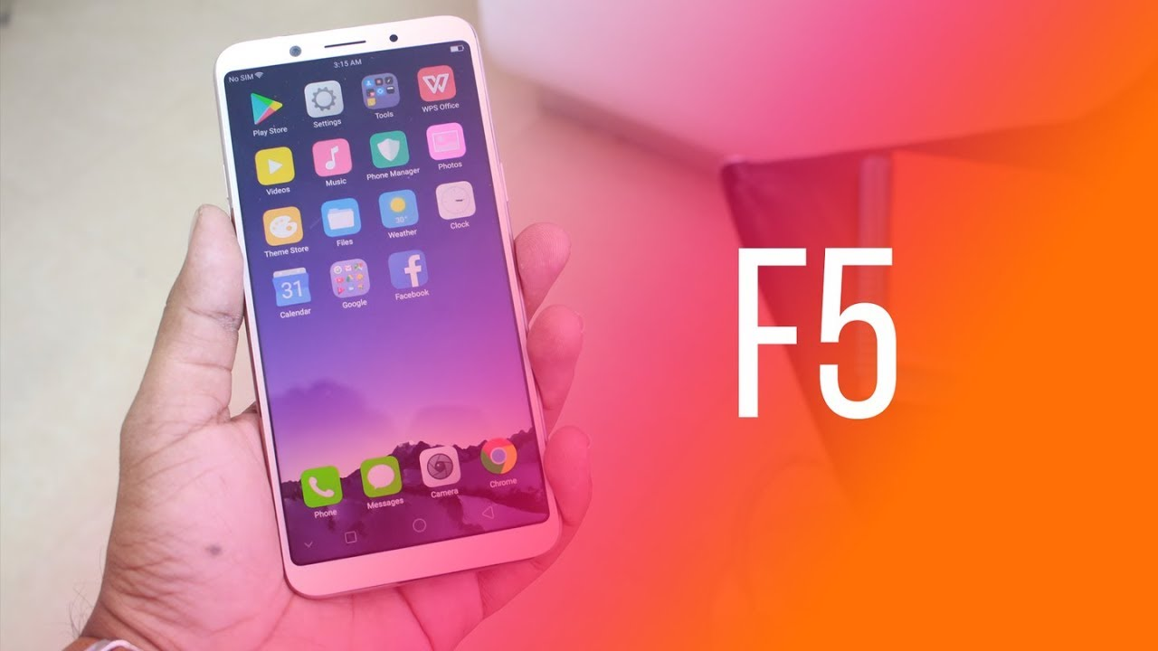 OPPO F5 Review in Bangla