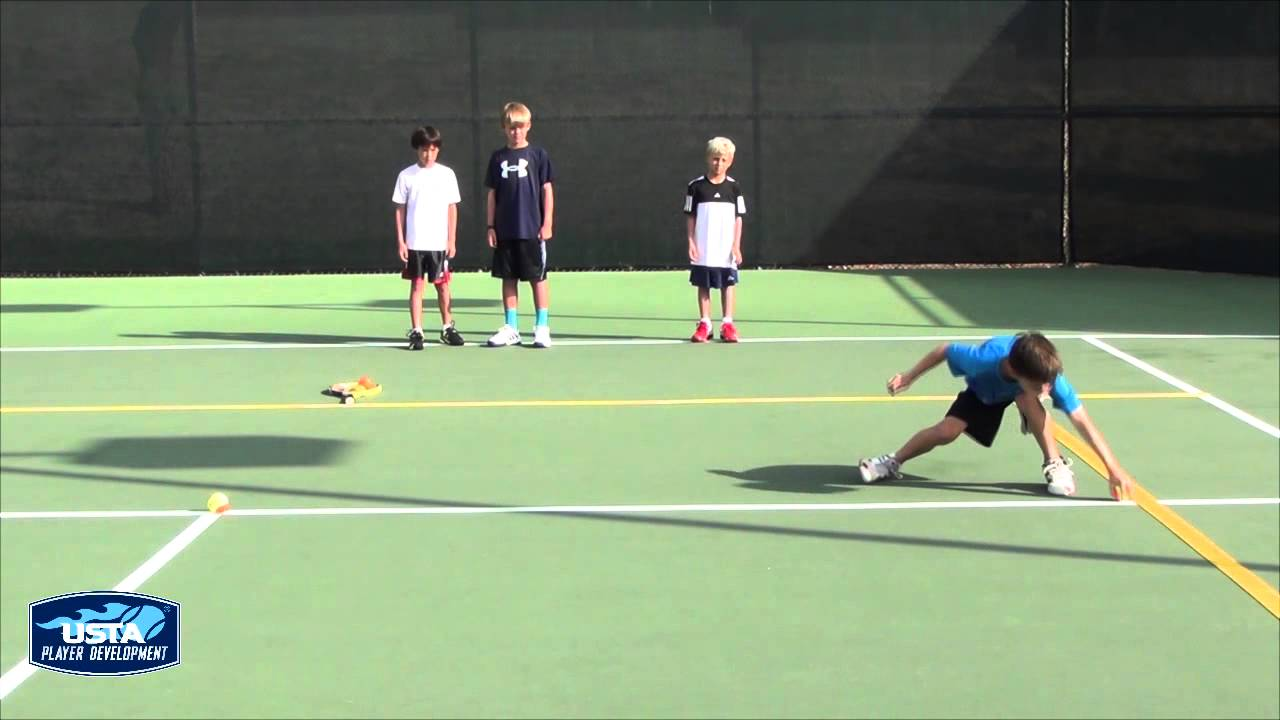 Youth Athletic Development Exercises - Spider Drill (4 of 6)