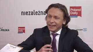 [ FORUM KRYNICA] PAWEŁ NIERADA (wiceprezes Banku Gospodarstwa Krajowego) - ROZWÓJ POLSKI