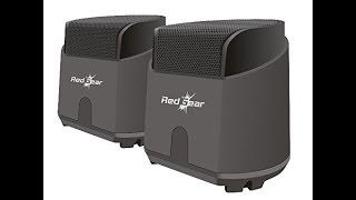 Redgear Hell scream speakers  Unboxing And Review