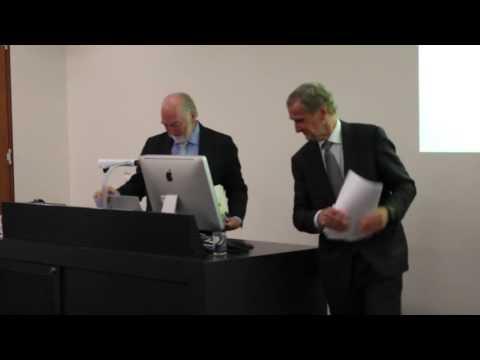 Associate Professor John Munro's Farewell