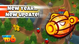 Bloons TD 6 23.0 Update - NEW MAP, TROPHY STORE ITEMS & more!