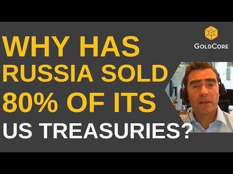 Russia Sells 80% Of Its US Treasuries