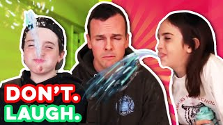 TRY NOT TO LAUGH DAD JOKES! - (Mega Compilation)