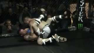 Garrett G-Money Holeve Debut MMA fight Cage Championships 50