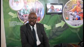 Cassava Virus Diseases and their control - Africa Agriculture Science Week (AASW6)