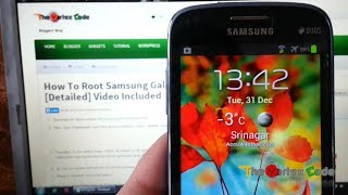 How To Root Samsung Galaxy Core GT i8262 | Detailed