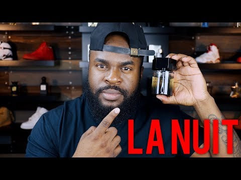 Yves Saint Laurent La Nuit De L'Homme Fragrance Review (2018)