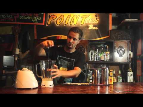 Making Pisco Sours With The Point Hostels, Lima